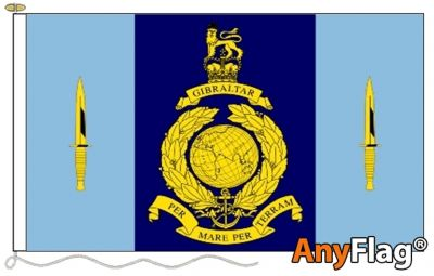 - 40 COMMANDO ROYAL MARINES ANYFLAG RANGE - VARIOUS SIZES